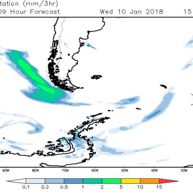 2018-01-10 weather - precipitation